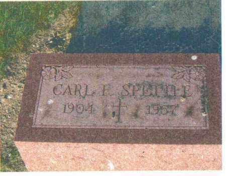 SPETTLE (SPETTEL), CARL F. - Huron County, Ohio | CARL F. SPETTLE (SPETTEL) - Ohio Gravestone Photos