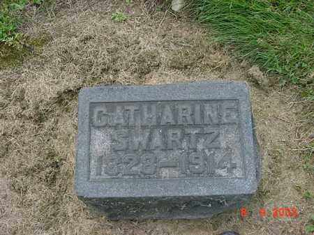 SWARTZ, CATHARINE - Huron County, Ohio | CATHARINE SWARTZ - Ohio Gravestone Photos