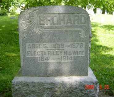 BROHARD, ABEL S - Jackson County, Ohio | ABEL S BROHARD - Ohio Gravestone Photos