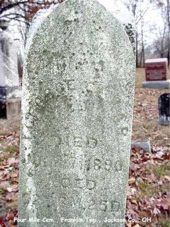 CLAAR, GEORGE - Jackson County, Ohio   GEORGE CLAAR - Ohio Gravestone Photos