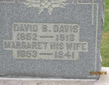DAVIS, DAVID - Jackson County, Ohio | DAVID DAVIS - Ohio Gravestone Photos