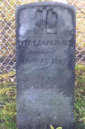 DAVIS, WILLIAM - Jackson County, Ohio | WILLIAM DAVIS - Ohio Gravestone Photos