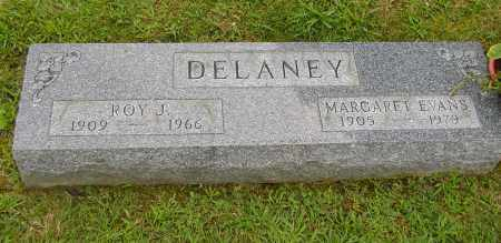 EVANS DELANEY, MARGARET - Jackson County, Ohio | MARGARET EVANS DELANEY - Ohio Gravestone Photos