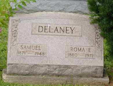 DELANEY, ROMA E. - Jackson County, Ohio | ROMA E. DELANEY - Ohio Gravestone Photos