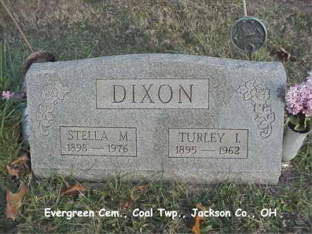RICHARD DIXON, STELLA - Jackson County, Ohio | STELLA RICHARD DIXON - Ohio Gravestone Photos