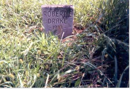 DRAKE, ROBERT E. - Jackson County, Ohio | ROBERT E. DRAKE - Ohio Gravestone Photos