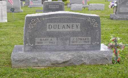 DULANEY, J. - Jackson County, Ohio | J. DULANEY - Ohio Gravestone Photos