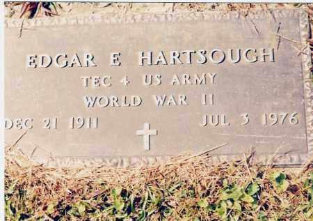 HARTSOUGH, EDGAR E. - Jackson County, Ohio | EDGAR E. HARTSOUGH - Ohio Gravestone Photos