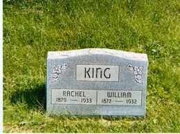 GEE KING, RACHEL - Jackson County, Ohio | RACHEL GEE KING - Ohio Gravestone Photos