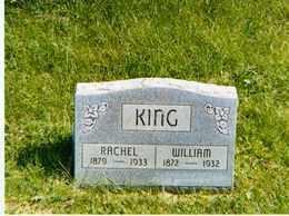 KING, RACHEL - Jackson County, Ohio | RACHEL KING - Ohio Gravestone Photos