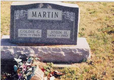 MARTIN, JOHN H. - Jackson County, Ohio | JOHN H. MARTIN - Ohio Gravestone Photos