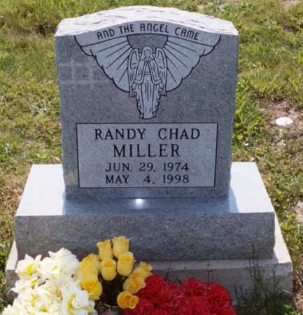 MILLER, RANDY - Jackson County, Ohio | RANDY MILLER - Ohio Gravestone Photos