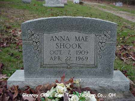 DECK SHOOK, ANNA - Jackson County, Ohio | ANNA DECK SHOOK - Ohio Gravestone Photos