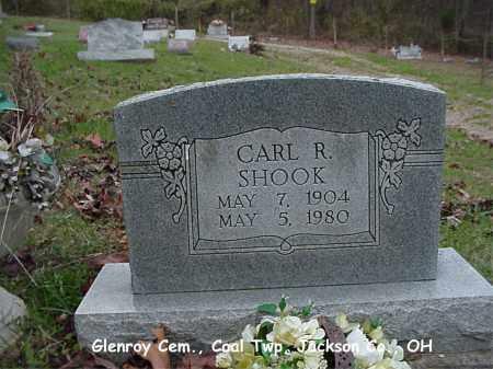 SHOOK, CARL - Jackson County, Ohio | CARL SHOOK - Ohio Gravestone Photos