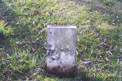 UNKNOWN, UNKNOWN - Jackson County, Ohio | UNKNOWN UNKNOWN - Ohio Gravestone Photos