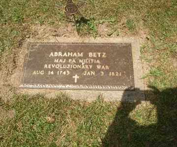 ABRAHAM, BETZ - Jefferson County, Ohio | BETZ ABRAHAM - Ohio Gravestone Photos
