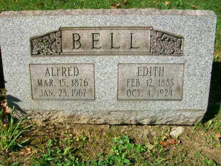 BELL, EDITH - Jefferson County, Ohio | EDITH BELL - Ohio Gravestone Photos