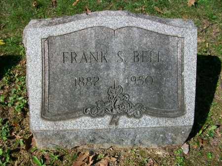 BELL, FRANK S - Jefferson County, Ohio | FRANK S BELL - Ohio Gravestone Photos