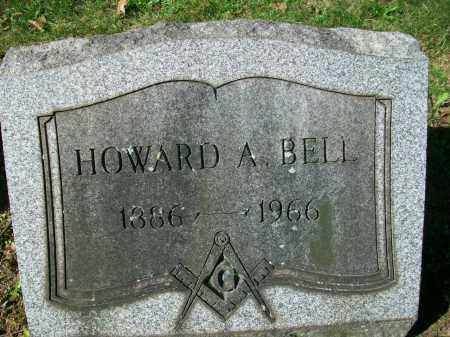 BELL, HOWARD A - Jefferson County, Ohio | HOWARD A BELL - Ohio Gravestone Photos