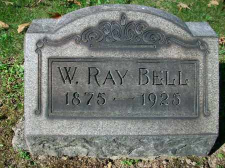 BELL, W RAY - Jefferson County, Ohio | W RAY BELL - Ohio Gravestone Photos