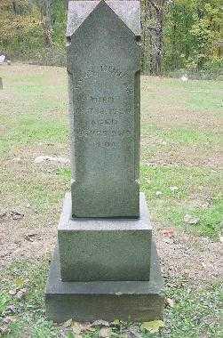 DUNLAP, JOHN - MONUMENT - Jefferson County, Ohio   JOHN - MONUMENT DUNLAP - Ohio Gravestone Photos