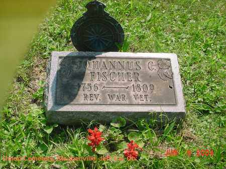 FISCHER, JOHANNUS CHRISTOPHER - Jefferson County, Ohio | JOHANNUS CHRISTOPHER FISCHER - Ohio Gravestone Photos