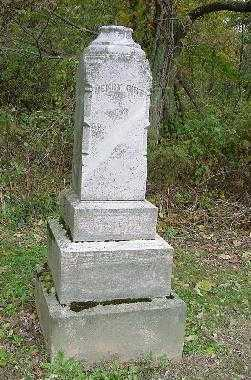 GIRT, HENRY - Jefferson County, Ohio | HENRY GIRT - Ohio Gravestone Photos