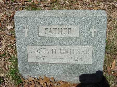 GRITSER, JOSEPH - Jefferson County, Ohio | JOSEPH GRITSER - Ohio Gravestone Photos