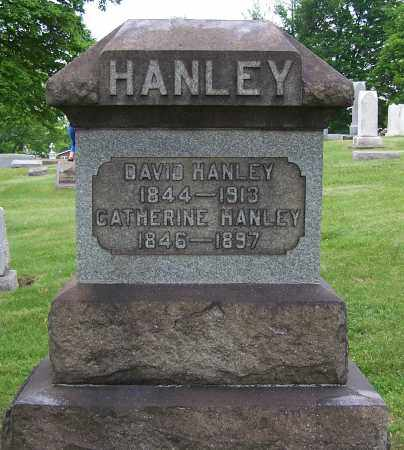 HANLEY, CATHERINE - Jefferson County, Ohio | CATHERINE HANLEY - Ohio Gravestone Photos