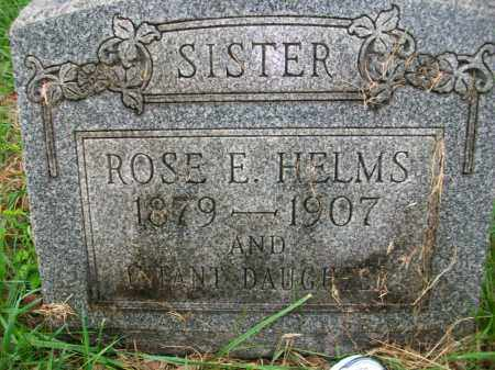 HELMA, ROSE E - Jefferson County, Ohio | ROSE E HELMA - Ohio Gravestone Photos