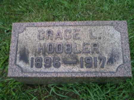 HOOBLER, GRACE L - Jefferson County, Ohio | GRACE L HOOBLER - Ohio Gravestone Photos