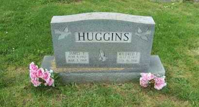 HUGGINS, JAMES FRANKLIN - Jefferson County, Ohio | JAMES FRANKLIN HUGGINS - Ohio Gravestone Photos