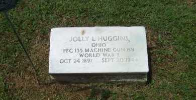 HUGGINS, JOLLY L. - Jefferson County, Ohio | JOLLY L. HUGGINS - Ohio Gravestone Photos