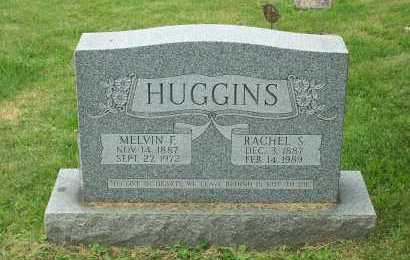 SHOOK HUGGINS, RACHEL - Jefferson County, Ohio | RACHEL SHOOK HUGGINS - Ohio Gravestone Photos