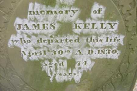 KELLY, JAMES - CLOSEVIEW #2 - Jefferson County, Ohio | JAMES - CLOSEVIEW #2 KELLY - Ohio Gravestone Photos
