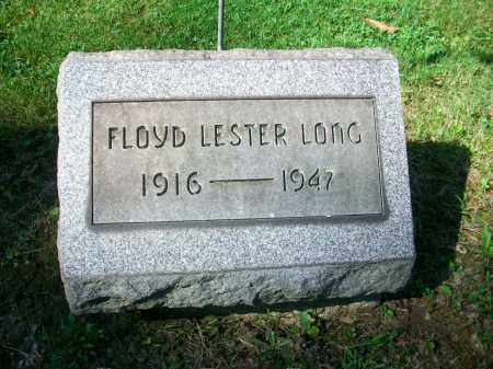 LONG, FLOYD LESTER - Jefferson County, Ohio | FLOYD LESTER LONG - Ohio Gravestone Photos
