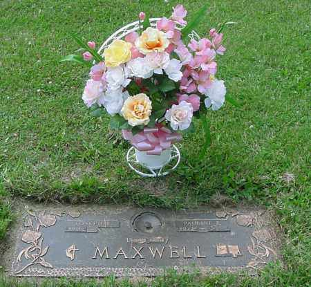 EFT MAXWELL, PAULINE E. - Jefferson County, Ohio | PAULINE E. EFT MAXWELL - Ohio Gravestone Photos
