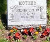 MAYHEW OLLER, DOROTHY CATHERINE - Jefferson County, Ohio | DOROTHY CATHERINE MAYHEW OLLER - Ohio Gravestone Photos