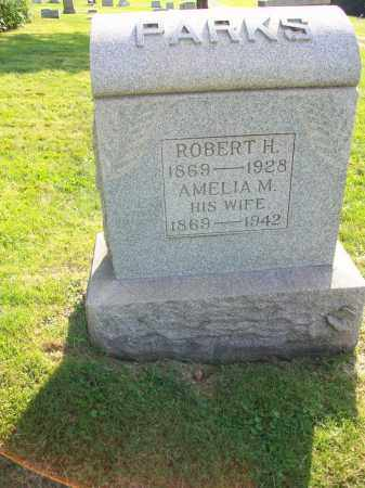 PARKS, ROBERT HENDERSON - Jefferson County, Ohio | ROBERT HENDERSON PARKS - Ohio Gravestone Photos