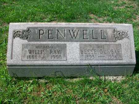PENWELL, WILLIS RAY - Jefferson County, Ohio | WILLIS RAY PENWELL - Ohio Gravestone Photos