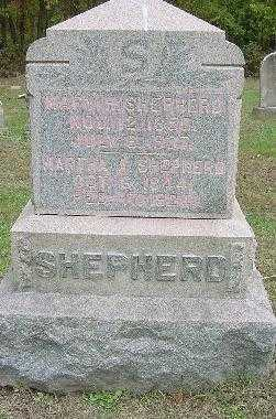 SHEPHERD, MARTHA - Jefferson County, Ohio | MARTHA SHEPHERD - Ohio Gravestone Photos