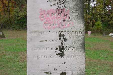 SHEPHERD, SARAH - Jefferson County, Ohio | SARAH SHEPHERD - Ohio Gravestone Photos