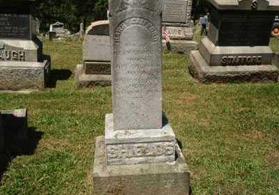 SHIELDS, HARRY CLIFFORD - Jefferson County, Ohio | HARRY CLIFFORD SHIELDS - Ohio Gravestone Photos