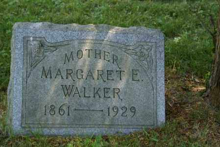 HUGHES WALKER, MARGARET - Jefferson County, Ohio | MARGARET HUGHES WALKER - Ohio Gravestone Photos