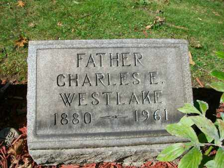 WESTLAKE, CHARLES EVERETT - Jefferson County, Ohio | CHARLES EVERETT WESTLAKE - Ohio Gravestone Photos