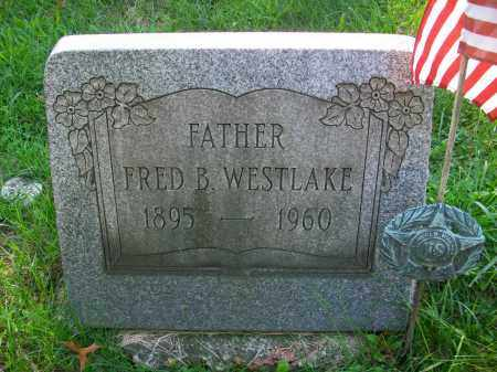 "WESTLAKE, FREDERICK ""FRED"" - Jefferson County, Ohio 