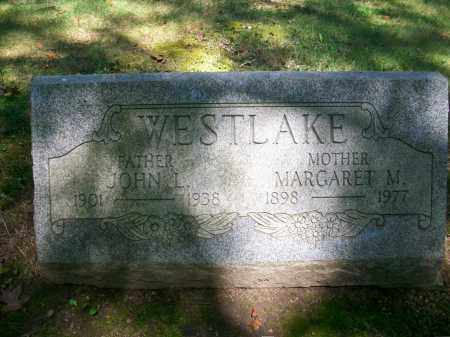 DAVIS WESTLAKE, MARGARET MAY - Jefferson County, Ohio | MARGARET MAY DAVIS WESTLAKE - Ohio Gravestone Photos