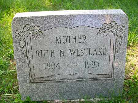 WILLIAMS WESTLAKE, RUTH N - Jefferson County, Ohio | RUTH N WILLIAMS WESTLAKE - Ohio Gravestone Photos