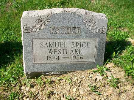 WESTLAKE, SAMUEL BRICE - Jefferson County, Ohio | SAMUEL BRICE WESTLAKE - Ohio Gravestone Photos
