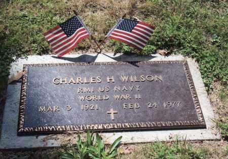 WILSON, CHARLES  HARMON - Jefferson County, Ohio | CHARLES  HARMON WILSON - Ohio Gravestone Photos